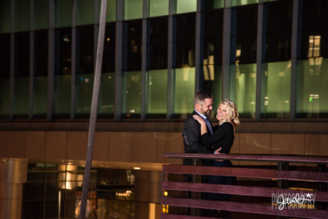 creative downtown denver engagement