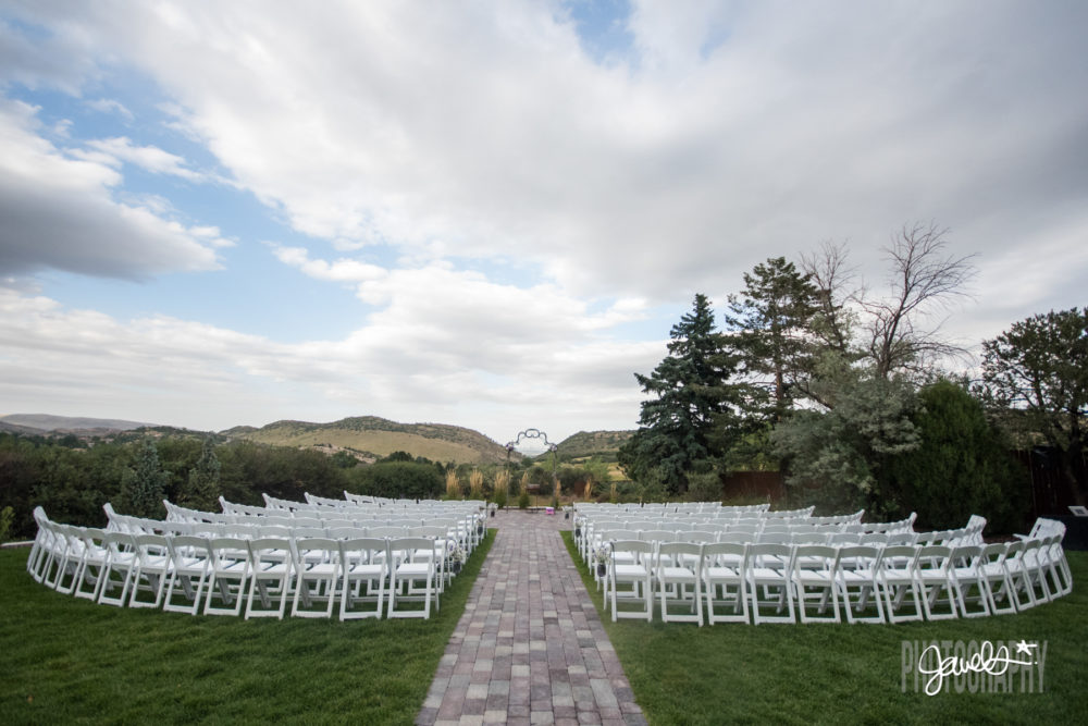 colorado wedding ceremony site
