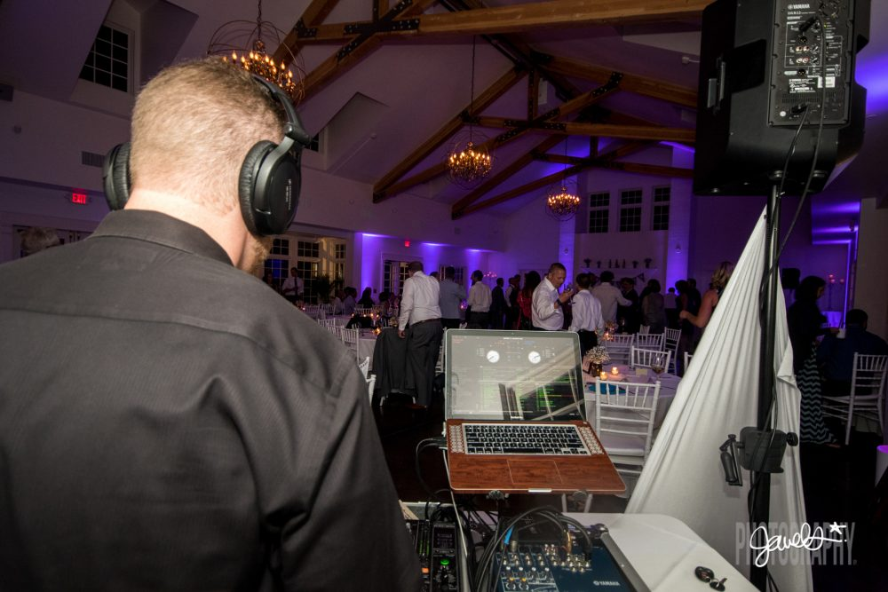 denver wedding reception dj