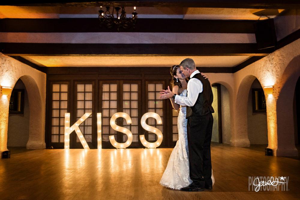 lighting & design by scott wedding decor