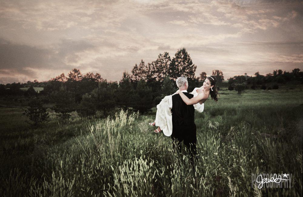 fun wedding photos denver