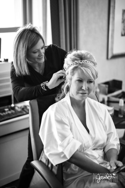 denver wedding hair and makeup