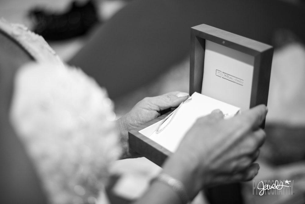 denver wedding details