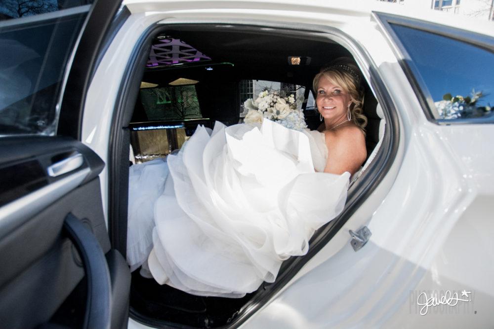 denver wedding limo