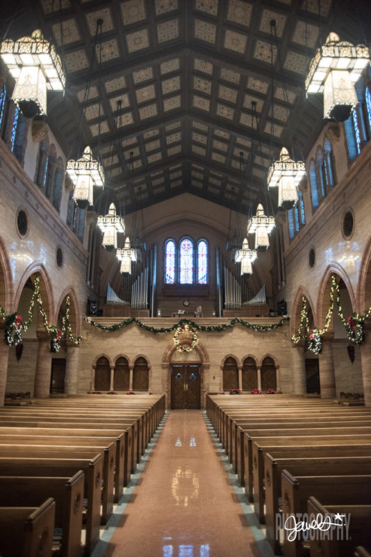 downtown denver catholic church