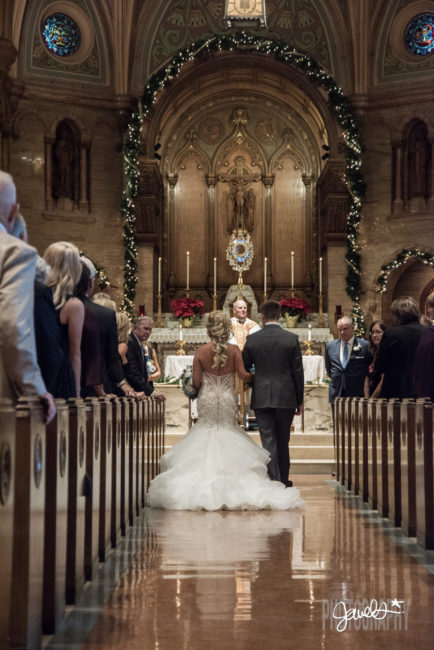 holy ghost catholic wedding