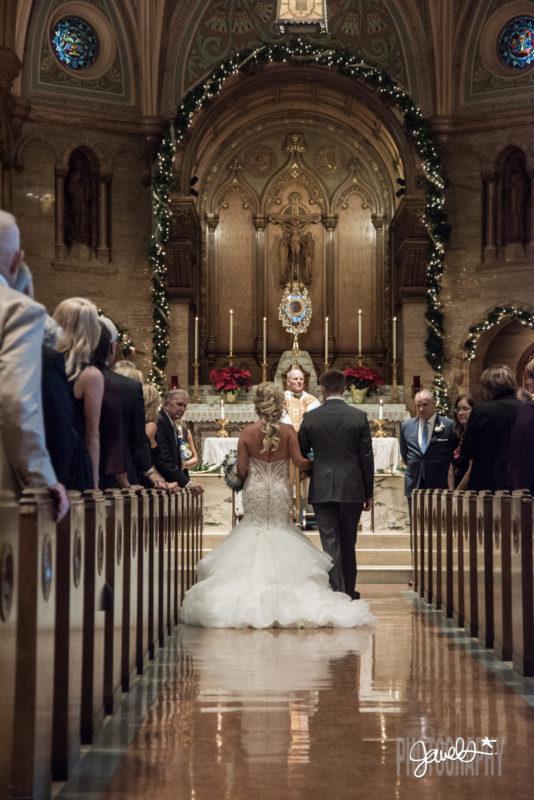 holy ghost catholic wedding