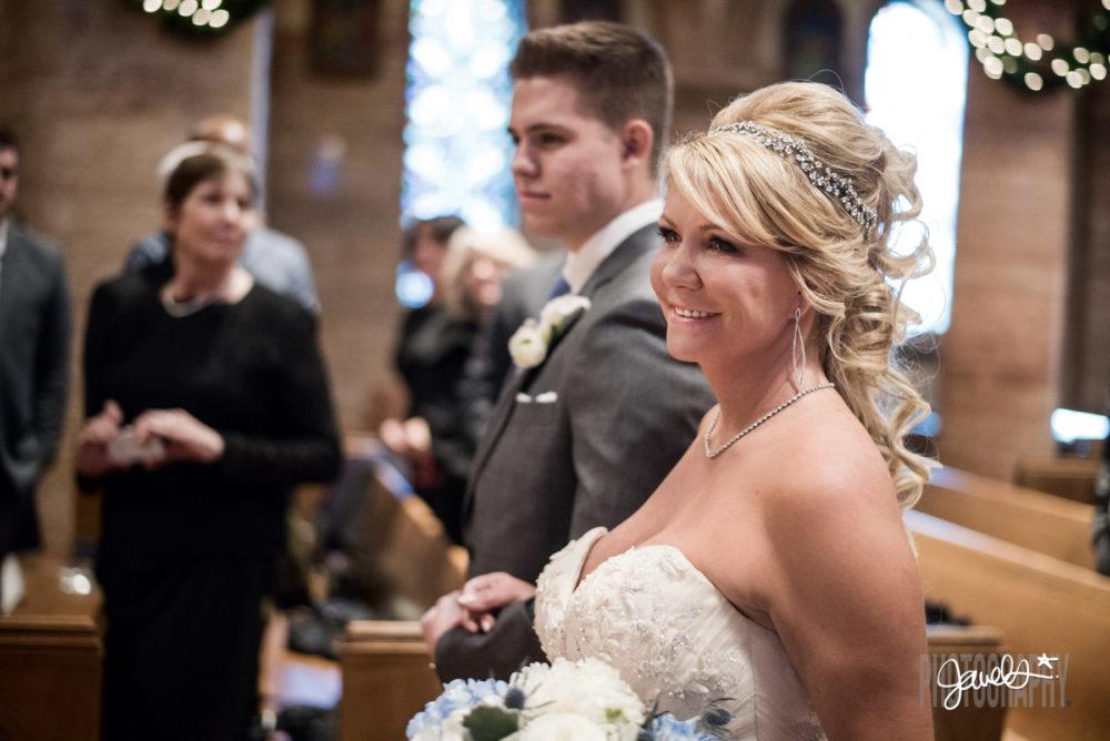 catholic wedding bride