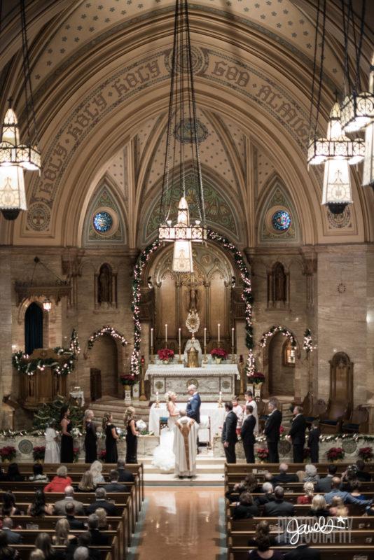 holy ghost denver wedding