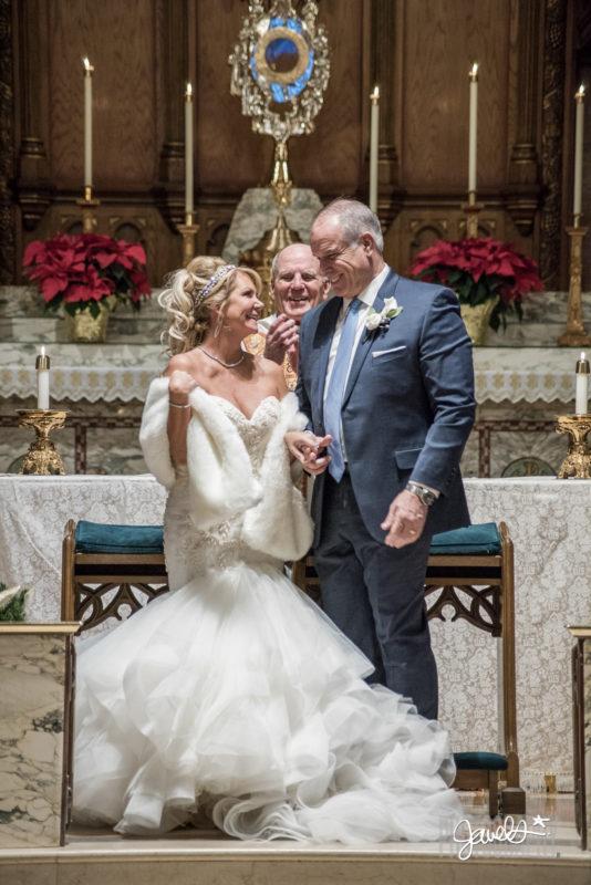 denver catholic wedding