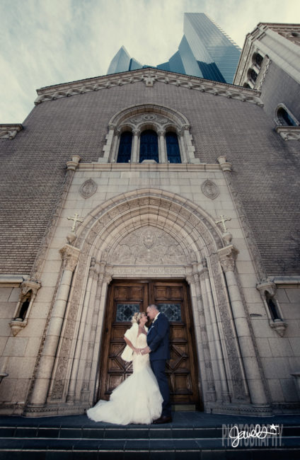 holy ghost catholic wedding denver