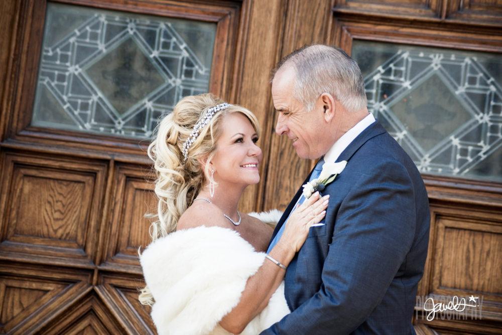 denver bride & groom