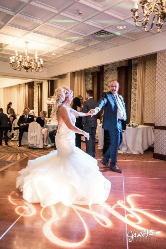 first dance colorado wedding