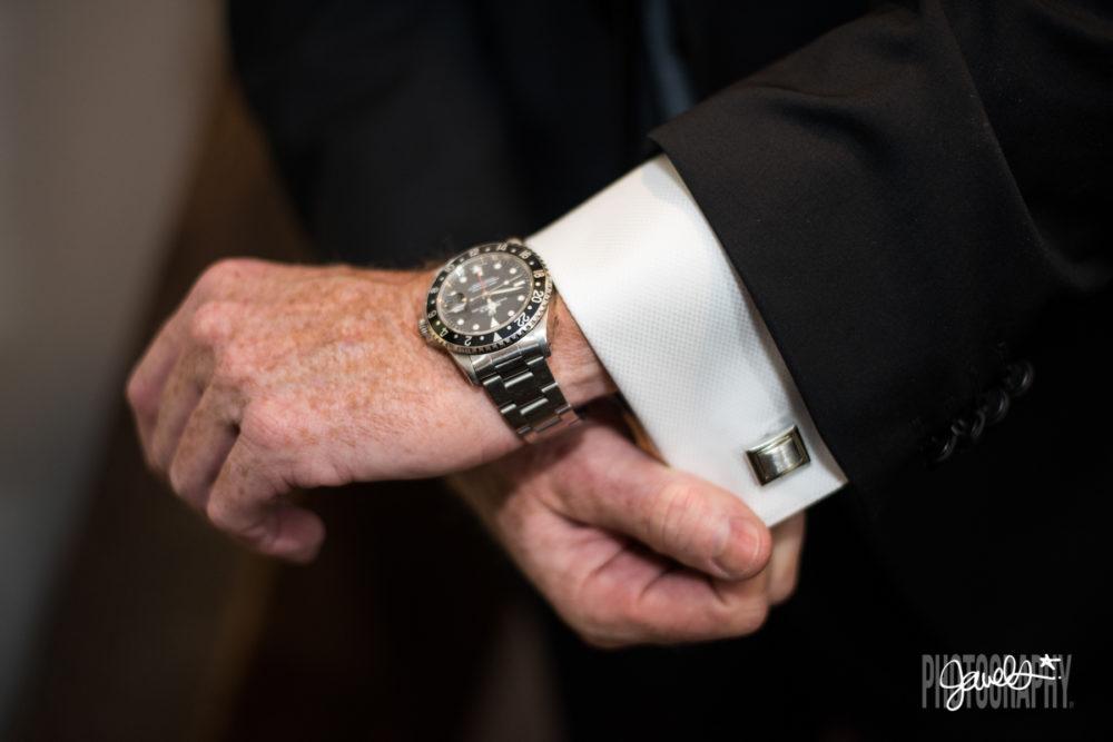 groom details cufflinks