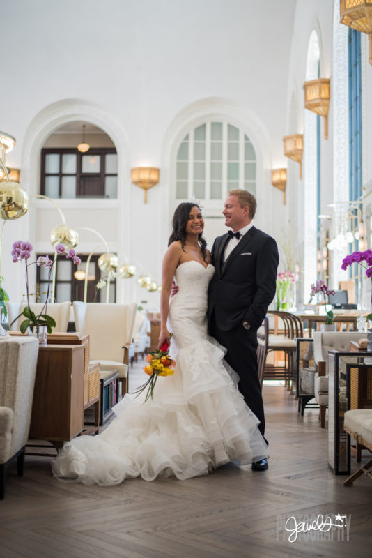 first look wedding crawford hotel