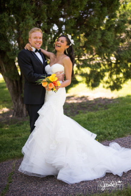 denver city park wedding