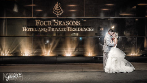 four seasons wedding downtown denver