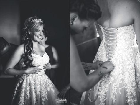 denver wedding venue bride