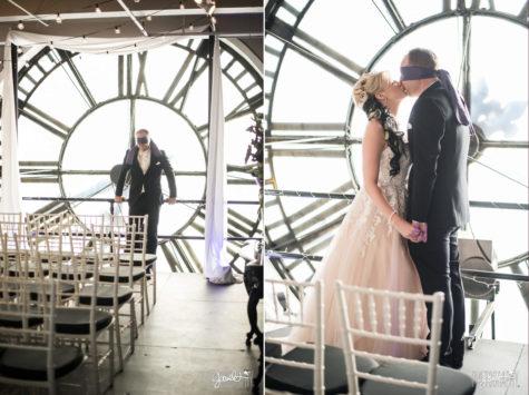 first look denver wedding venue