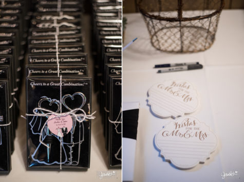denver wedding favors