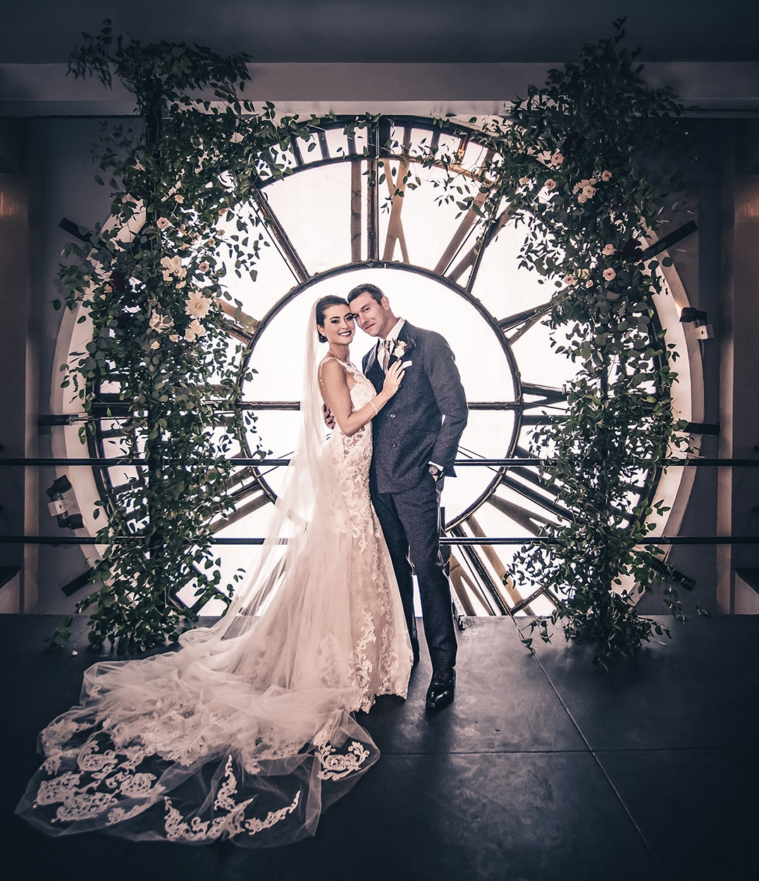 denver clocktower wedding